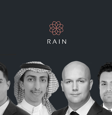 Cryptocurrency platform Rain raises $6M Series A funding round