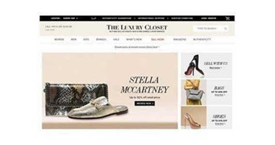 The Luxury Closet raises $8.7M in growth funding led by MEVP