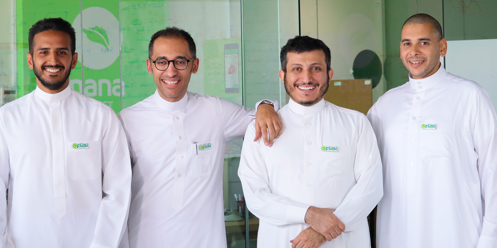 Saudi Arabia's leading online grocery platform Nana (نعناع) raised $6.6M in Series A financing co-led by MEVP